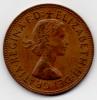GREAT BRITAIN / GRAN BRETAGNA - ELIZABETH II - 1 PENNY ( 1967 ) - 1902-1971 : Monete Post-Vittoriane