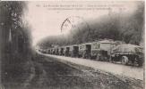 LA GRANDE GUERRE 1914 15 DANS LA FORET DE COMPIEGNE49 LES AUTOBUS PARISIENS EMPLOYES POUR LE RAVITAILLEMENT - Weltkrieg 1914-18