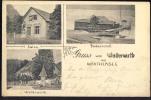 WALLERWIRTB     Old Postcard    1905 - Österreich