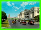 PHILIPPINES - THE LEGISLATIVE BUILDING - KRUGER - ANIMATED WITH TAXI - - Philippines