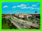 PHILIPPINES - THE CITY HALL - KRUGER - ANIMATED WITH CARS  - - Philippines