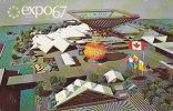 CANADA - AK 80792 Montréal - Expo67 - Le Pavillion Du Canada - Montreal