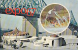CANADA - AK 80800 Montréal - Expo67 - Le Pavillion Alcan - Montreal