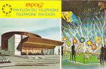 CANADA - AK 80802 Montréal - Expo67 - Pavillion Du Telephone - Montreal