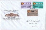 1973 Commonwealth Conference Of Speakers And Presiding Officers FDC - Zambia (1965-...)