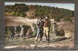 B  21 -  CPSM  Format   CPA  Colorisée  De   BEAUNE  -  Les  Vendanges  En  Bourgogne - Beaune