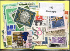 Lot 100 Timbres Allemagne - Vrac (max 999 Timbres)