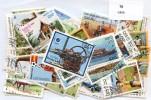 Lot 75 Timbres Laos - Vrac (max 999 Timbres)