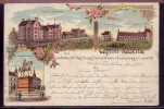 Osnabrück, Caprivi Kaserne: Alter Ltho, Gelaufen 1899 !! - Osnabrück