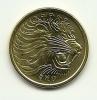 Etiopia - 5 Cents, - Etiopia