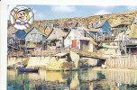 Sweethaven Village, The Popeye Film Set At Anchor Bay - Malta - Disney