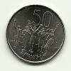 Etiopia - 50 Cents, - Etiopia