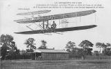 WRIGHT, Essor De Vol Plané. 2 Scans. Edition Branger - Aviatori