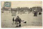 BERCK-PLAGE  - La Plage Et Les Villas. - Berck