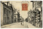 BERCK-PLAGE  -  Rue Rothschild. - Berck
