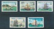 Turks And Caicos - Turques Et Caïques -  Neufs ** MNH  - Bateaux - Turks & Caicos