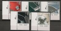 UK - 1996 SPORTS CARS - SG 1945/9 - Yvert  1915/9 - Marginal MINT NH - Sin Clasificación