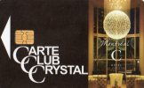 CLE D'HOTEL CRYSTAL Montreal CANADA - Chiavi Di Alberghi