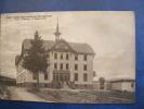 CP.....SUISSE  FRIBOURG..ECOLE D AGRICULTURE DE GRANGENEUVE..FACADE NORD....2 PHOTOS..2° - FR Fribourg