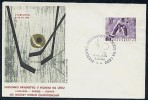 Yugoslavia - Slovenia - Commemorative Envelope Issued For Ice Hokey World Championship; Ljubljana - Zagreb - Jesenice. N - Hockey (Ice)