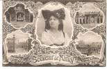 J :  Meurthe  Et  Moselle : NANCY :souvenir - Nancy