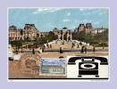 """CM N° 1750 """" Centre Téléphonique Tuileries """" CAD De PARIS Du 15 Mai 1973. En Parfait état ! + Prix Dégressif."""