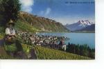 Montreux Et Les Dents Du Midi - VD Vaud