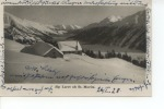 Alp Laret Ob St. Moritz 1928 - GR Grisons