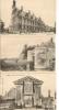 R / 36 / 50   -   5  CPA De Bergues (59 ) - Cartoline