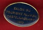 14369-salon Du Tourisme Fluvial Castenaudary. - Villes