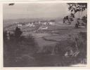 Sarre Vu De La Route D'Ascain - 2 Mai 1924 - Lieux