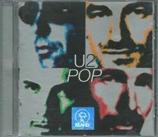 CD U2 POP - Disco, Pop