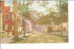 Upper Main Street Nantucket - Nantucket