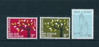 Belgique Timbres Neufs  **  De 1962 N°1222 A 1224 - Belgique