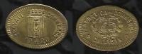 FEDERATION DU COMMERCE DU CALAISIS . 25 C . 1920 . - Monetary / Of Necessity