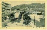 83/ VAR...TOULON: Place Albert 1er Et La Gare - Toulon