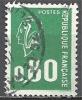 1 W Valeur Oblitérée,used - FRANCE - YT Nr 1891b * 1976 - N° 6666-44 - 1971-76 Marianne Van Béquet