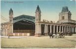 Asuncion La Estacion De Ferro Caril Gruter Gare Station - Paraguay