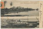 Limon  Edificios De La United Fruit Company  P. Used 1905 To Espana Antonio Lehmann No 36 - Costa Rica