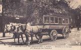75 / LES MOYENS DE TRANSPORT A PARIS / OMNIBUS A 3 CHEVAUX - Trasporto Pubblico Stradale