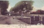 HERSTAL = Pont Levis - Carte Couleur  (1903) - Herstal