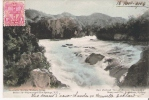 ARATARIA RAPIDS WAIKATO RIVER 54 GEYSERS AND HOT SPRINGS  (NEW ZEALAND) 1906 - Nouvelle-Zélande
