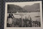 PHOTO  DE LA VILLA D'ESTE JUILLET 1954  LAC DE COME Style Palais De La Renaissance Du XVI Siècle ITALIA - Places
