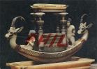 Musée Du Caire - La Barque De Toutankhamon - Ref 1108-877 - Museen