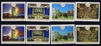 FUJEIRA  1970  25è Ann Nations Unies Et Année International De L'éducation  Séries Complètes ** MNH - Fujeira