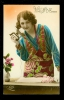Femme  Repasseuse  Fer à Repasser  Strijkijzer  Repassage  Vive Sainte Anne - Women