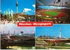 CPM De Munich   Olympiapark De 1972 - Manifestaciones