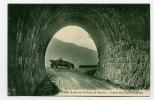 73 : ROUTE DE VALLOIRE AU GALIBIER - TUNNEL DES TROIS CHAPELLES - Non Classificati