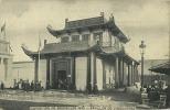 Pavillon De L'Indo-Chine :  Expo De Bruxelles 1910 - Cartes Postales