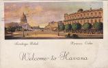 Cuba - Havana - Saratoga Hotel. Postally Used, 1937. - Cuba